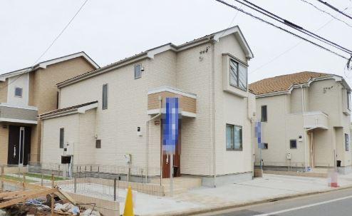 【価格↓小平市たかの台 新築戸建分譲全5棟 駅歩6分】外観写真