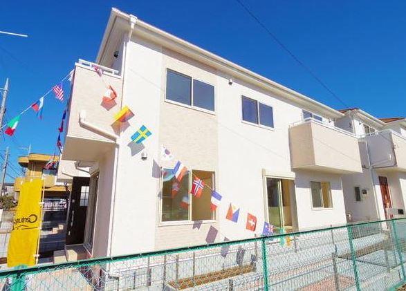 【小平市学園東町 新築戸建分譲4棟 4LDK】外観写真